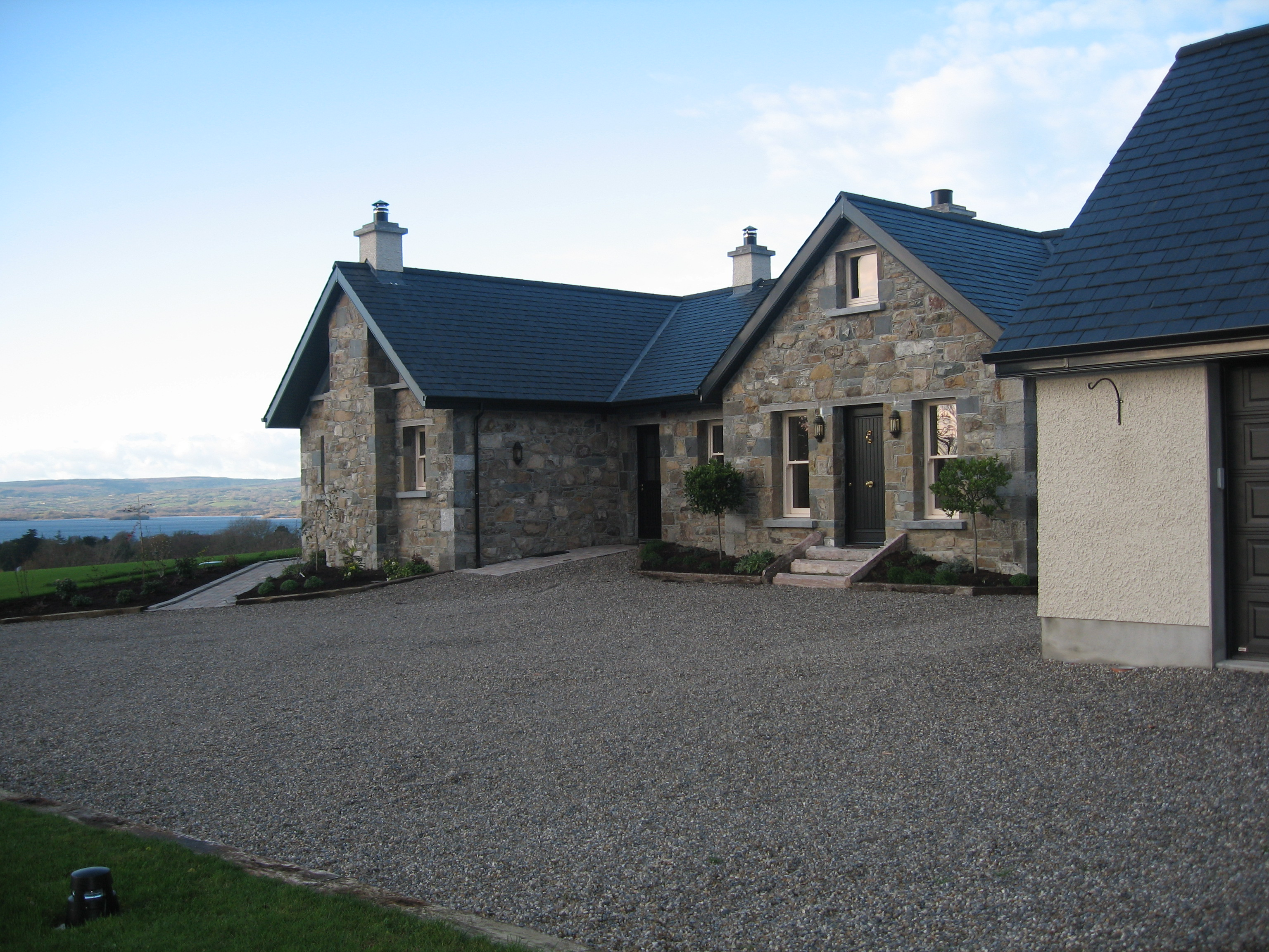 Irish Stone Houses Conor Fitzgerald Stonemason Nenagh Co Tipperary