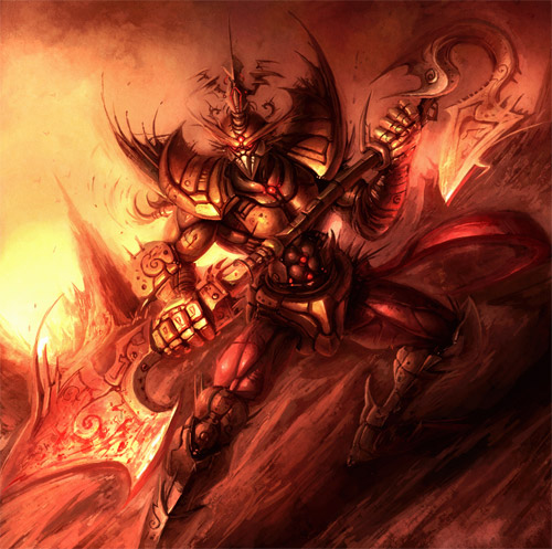 Anime Girl Wallpaper White Haired Demon Guy A Showcase Of Stunning Warrior Character Illustrations