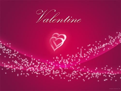 Pink Flower Wallpapers With Quotes 44 Free Valentine Wallpapers For The Season Of Hearts
