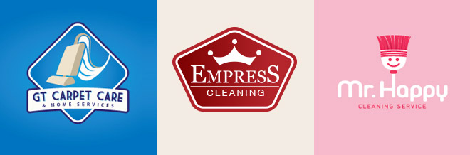 30+ Examples of Cleaning Services Logo Design Naldz Graphics
