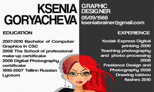 Resume Writing Tips For Education Section Pongo Blog 10 Graphic Design Resume Tips Naldz Graphics