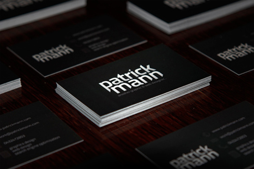 30 Graphic Design Business Cards Naldz Graphics - web designer business card