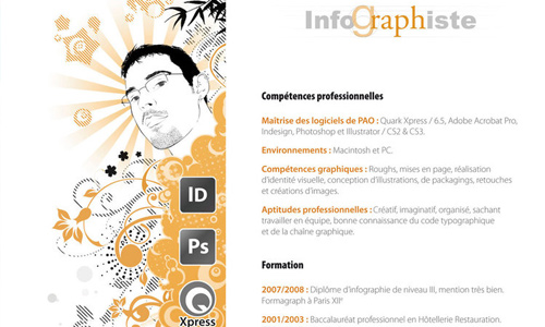 Best Practices to Bear in Mind for a Graphic Design Resume Naldz