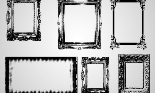 20+ Free Frame Brushes To Download Naldz Graphics