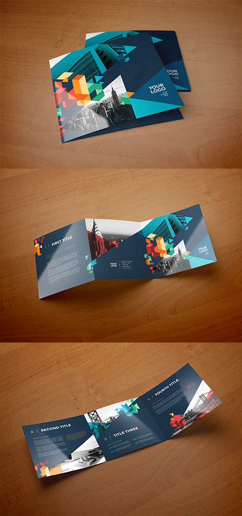 30 Creative Examples of Tri-Fold Brochure Designs Naldz Graphics