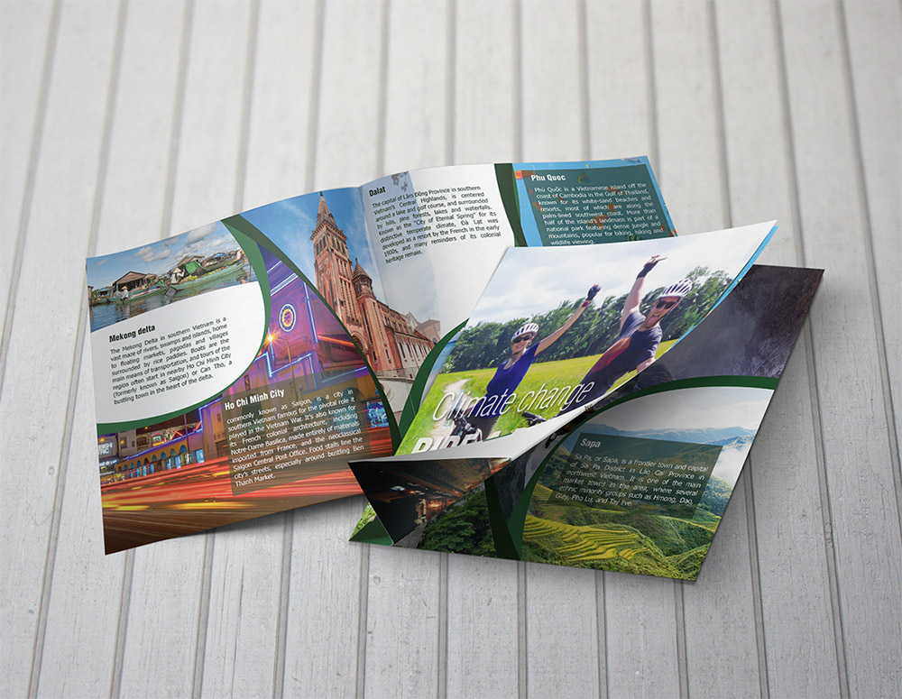 examples of strong cover letters%0A        Travel Brochure Examples With Enticing Designs Naldz Graphics   sample travel brochure