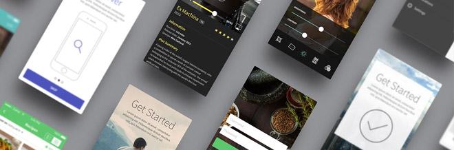 20 App Screen Mockups For Free Naldz Graphics