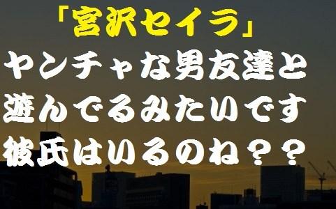 宮沢セイラ1