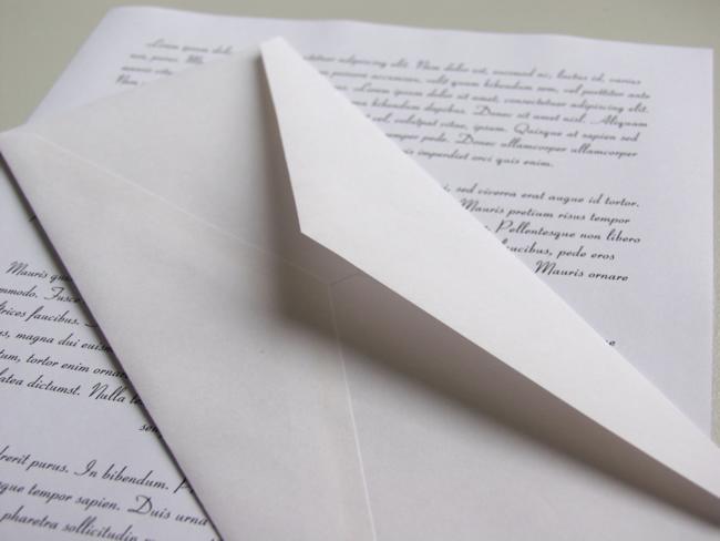 Cartas de amor para namorado à distância - Namoro à distância