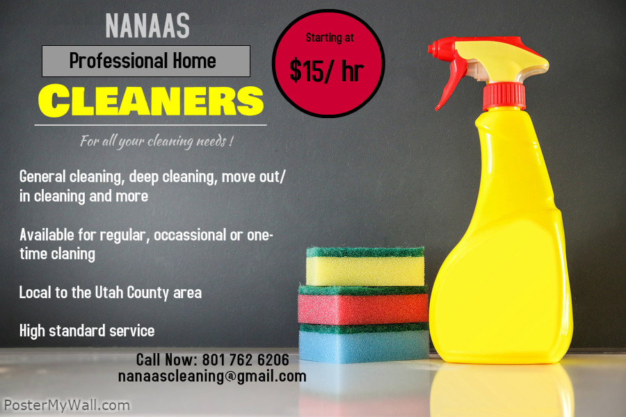 About Us | Nanaas Cleaning Service â€