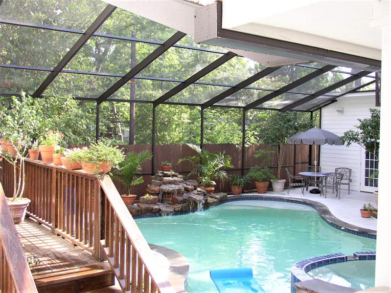 Pool Screen Enclosures Spring Pool Enclosures Pool