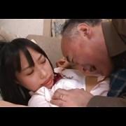 欲情した義父にレイプされるパイパンロリ女子校生の末路