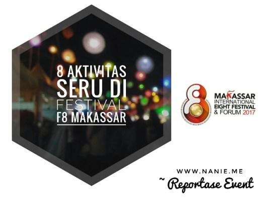 Festival f8 makassar 2017