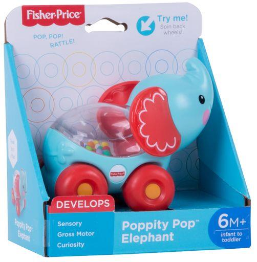 Fisher Price Küche Zubehör Mattel Cmv98 Fisher-price Poppity Pop Rennspaß Elefant