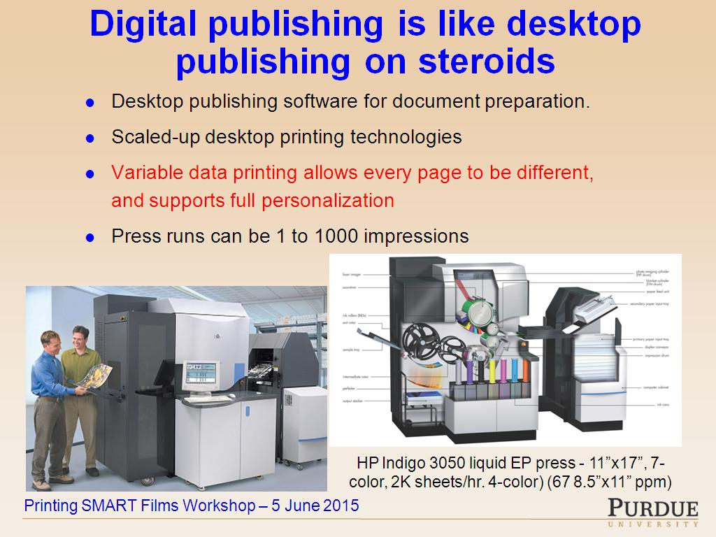 Nanohub org resources hp printing center what can we learn from commercial printing watch presentation