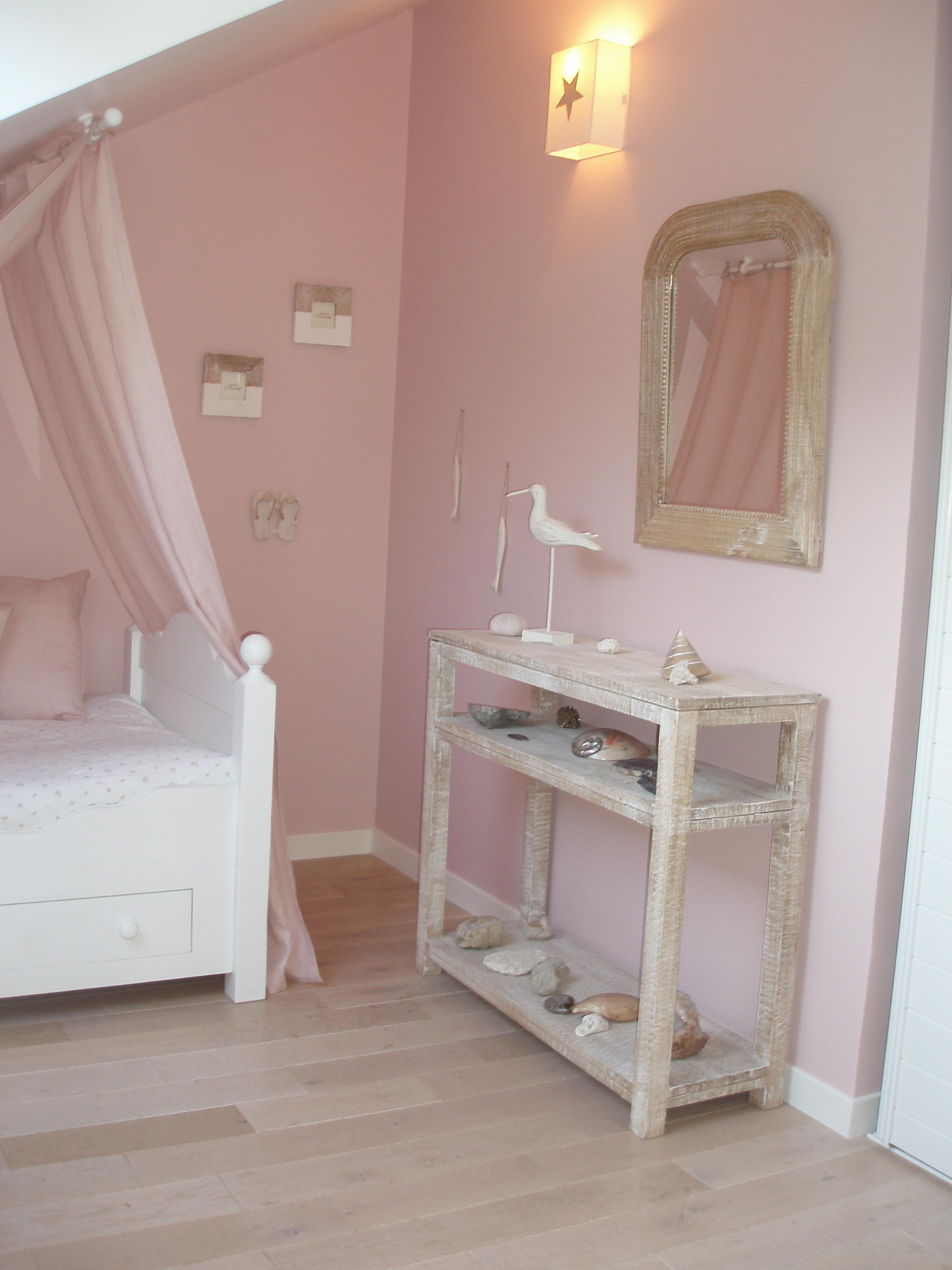 Décoration Chambre Vieux Rose