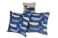 Scented Pillow Whales