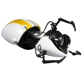 Aperture Science Handheld Portal Device - £99.99 from Forbidden Planet If your budget stretches to £100 then you should look no further than theAperture Science Handheld Portal Device replica.Admittedlya bit out ofeveryone'sprice range this is never the less a very cool present for anyone who enjoys Portal.