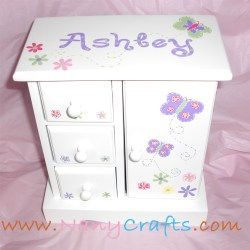 Small Of Personalized Jewelry Box