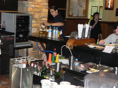 Foto de cozinha de outback