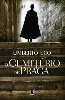 Livro Cemiterio de Praga