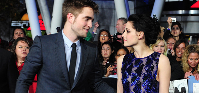 Robert e Kristen Stewart