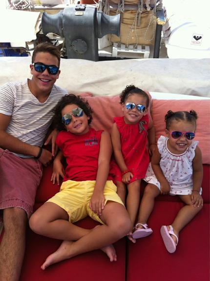 foto dos filhos de ronaldo fenomeno