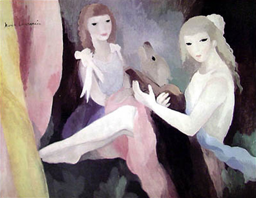 1206246054 Marie Laurencin14 My Ideal Hair Style