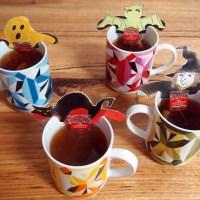 Handmade Halloween tea-treats