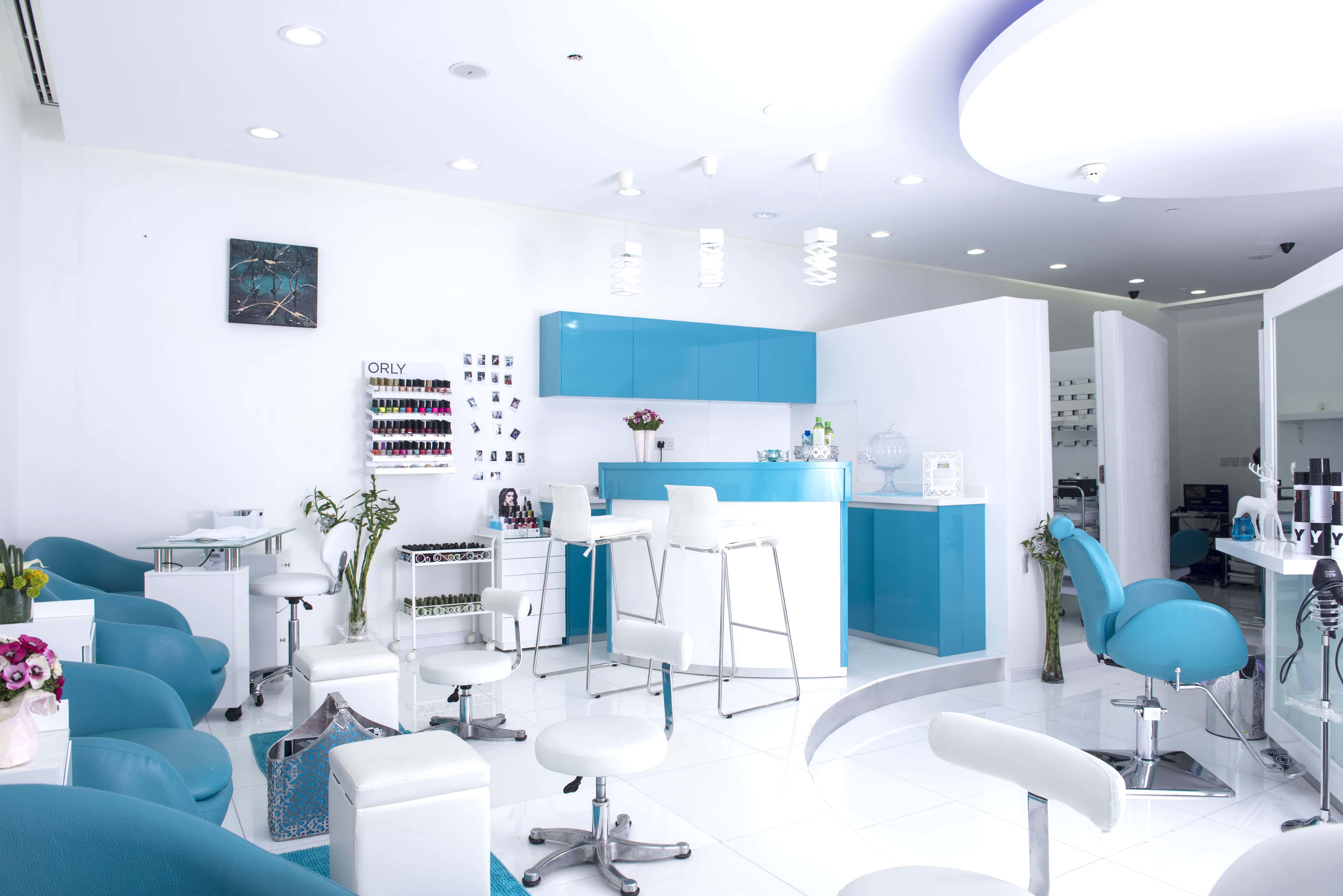 Salon Spa Nail Salon In Sunset Mall Dubai Nail Ftempo