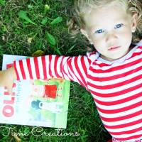 Sew Many Books Olivia {Nap-Time Creations}