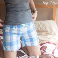 Women's Pj Shorts Free Pattern