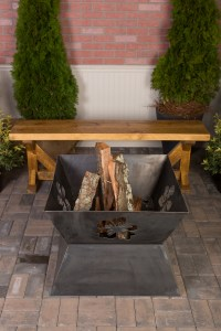 Fire Mate Steel Fire Pit | Napa East