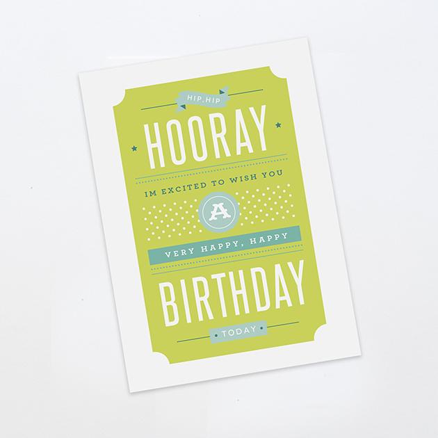 Free Birthday Card Printables! - National Association of