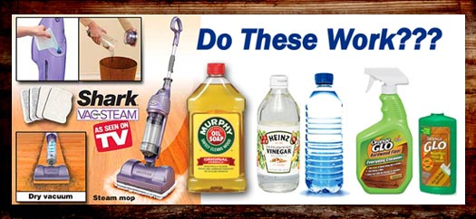 How To Really Clean Your Hardwood Floors