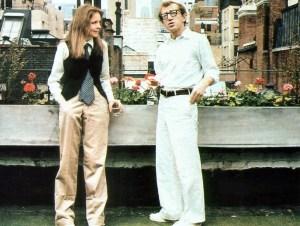"""Cena do filme """"Noivo Neurótico, Noiva Nervosa"""" (1977)."""
