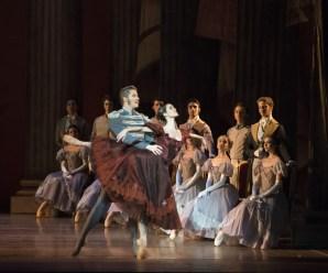 Photo by Gene Schiavone, courtesy of Boston Ballet.