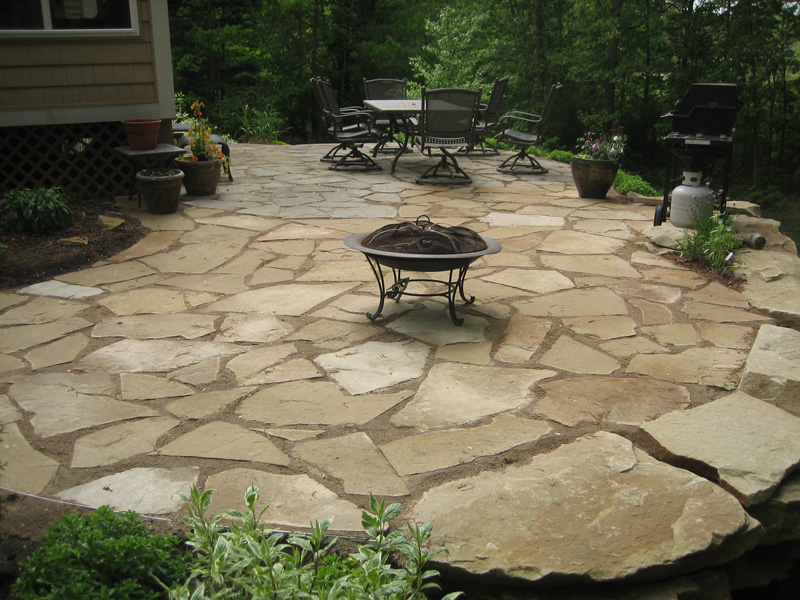 Flagstone Patio Stone Stone Walkways