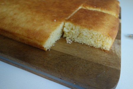 Neil Perry Orange Cake