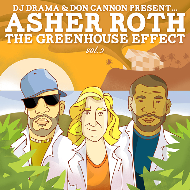 Greenhouse Effect Vol 2