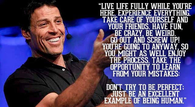 Consistency Quotes Wallpaper 50 Powerful Tony Robbins Quotes That Have Changed My Life