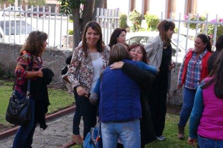 Encuentro Intercultural y Pedagógico de Maestros MEX-ARG