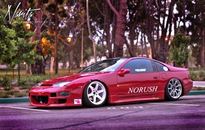 Feature: The Summer's End – Franklin's Z32