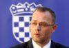 Zagreb, 11.02.2016 - Ministar kulture Zlatko Hasanbegović dao je izjavu za medije nakon sjednice Vlade RH. foto HINA/ Damir SENÈAR /ds