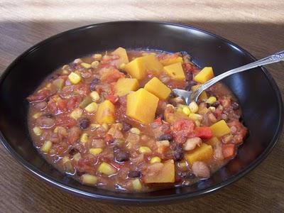   Three Sisters Soup   Southeast Native Food