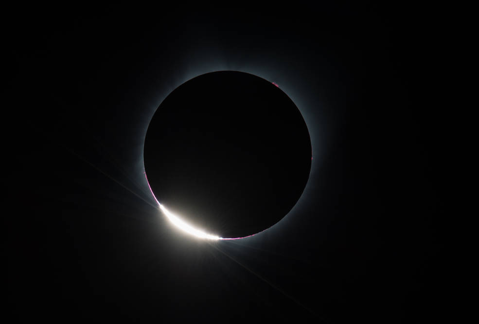 The Diamond Ring Effect Nasa