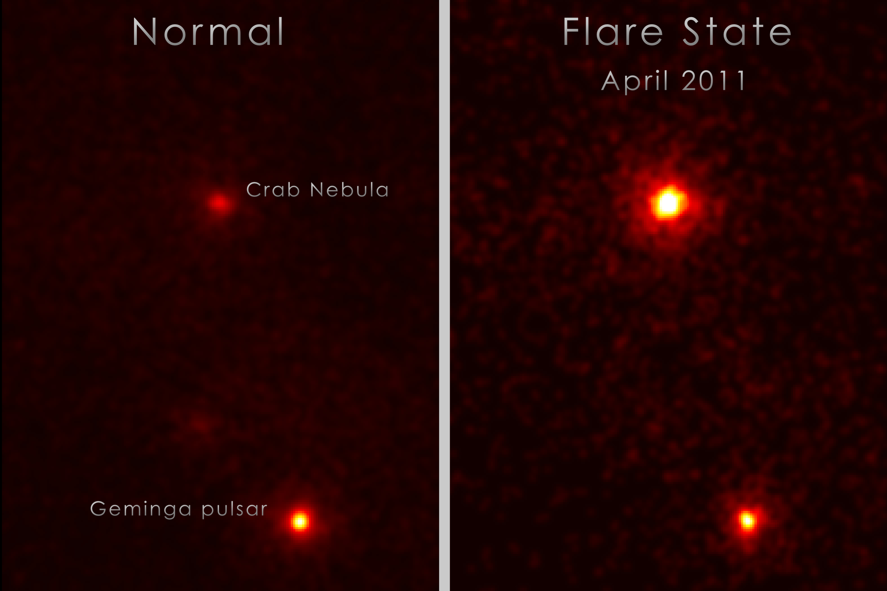 Gamma Glas Fermi Spots Superflares In Crab Nebula Nasa