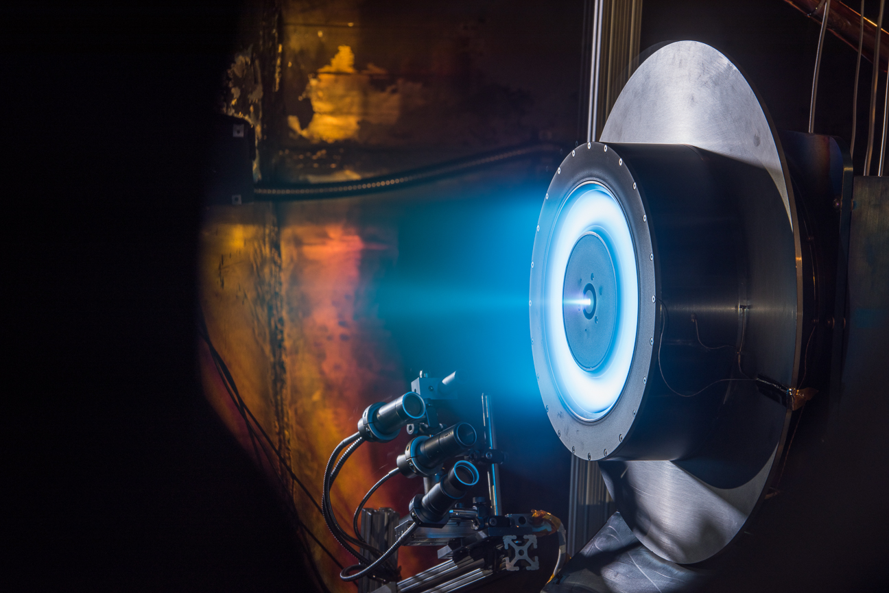 Power Electric Development Of High Power Solar Electric Propulsion Nasa