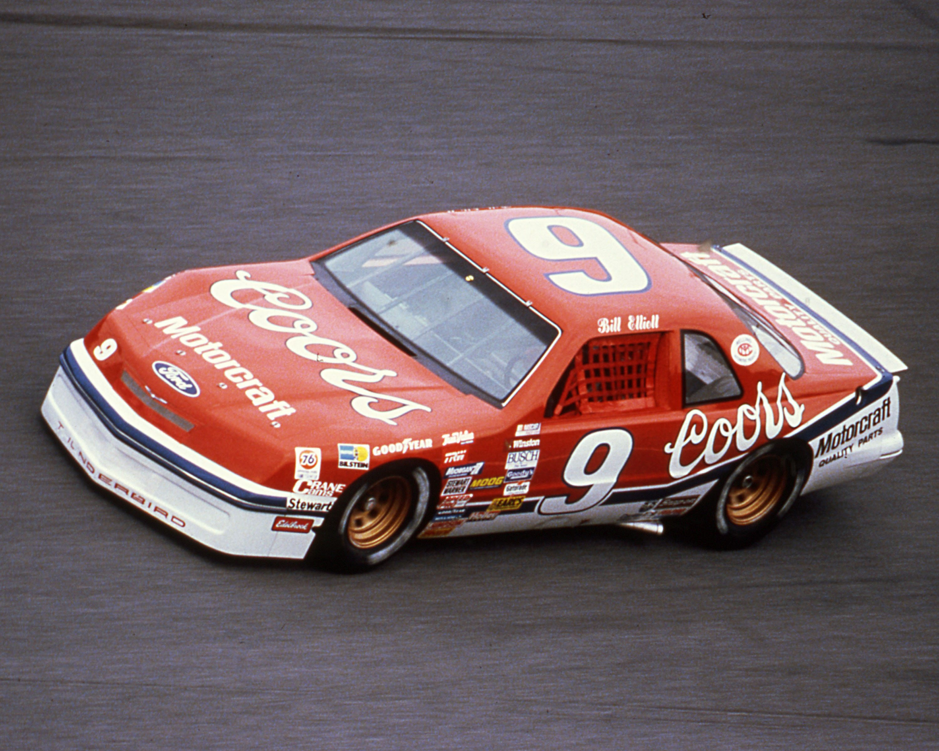 Vehicle Manufacturers In Nascar Bill Elliott S Top 5 Moments In The No 9