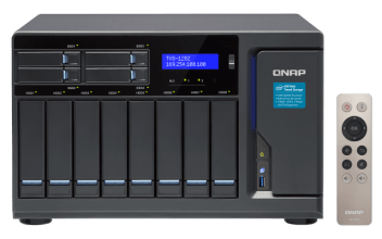 The QNAP TVS-1282-i7-32G 12-Bay (8+4 Bay) NAS Unboxing and Walkthrough. Is there the most Powerful NAS